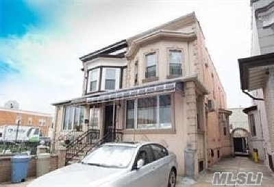 Brooklyn Multi Family Home For Sale: 6503 15 Ave