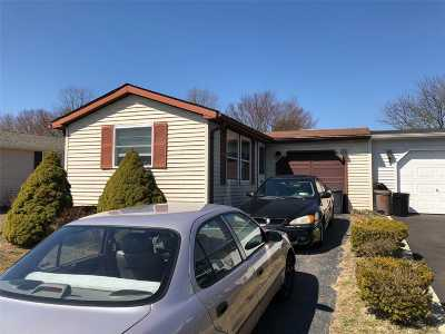 Suffolk County Condo/Townhouse For Sale: 10 Greenwood Blvd