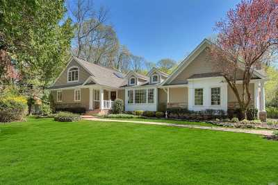 Syosset Single Family Home For Sale: 18 Spruce Park