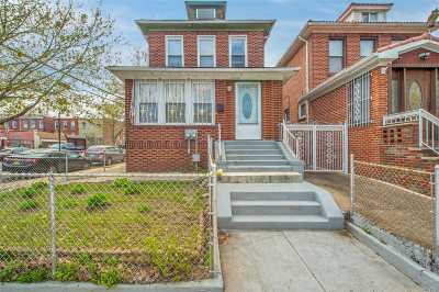 Multi Family Home For Sale: 31-50 86th Street