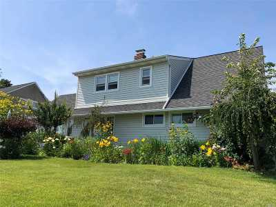 Wantagh Single Family Home For Sale: 340 Twin Ln S