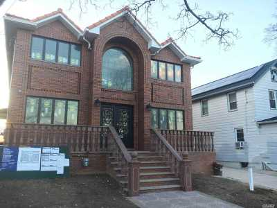 Whitestone Single Family Home For Sale: 24-32 154 St