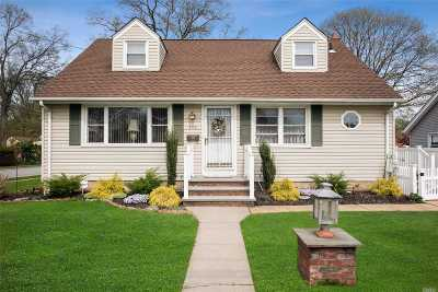 Nassau County Single Family Home For Sale: 296 Ivy Ave