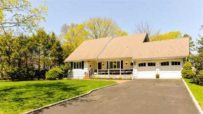 Nesconset Single Family Home For Sale: 21 Charlemagne Dr