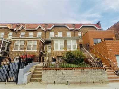 Single Family Home For Sale: 32-55 84th St
