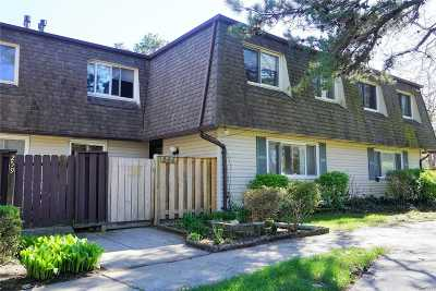 Central Islip Condo/Townhouse For Sale: 257 Feller Dr