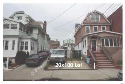 Elmhurst Residential Lots & Land For Sale: 92-43 55th Ave