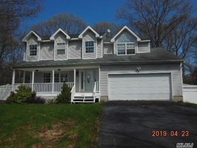 Queens County, Nassau County, Suffolk County Single Family Home For Sale: 55 Sharon Dr