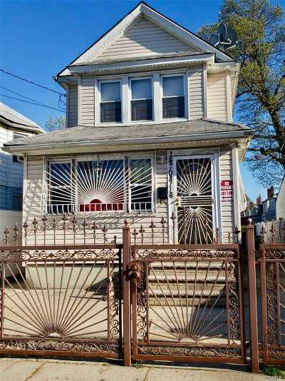Multi Family Home For Sale: 147-08 116th Ave
