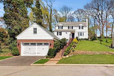 Manhasset Single Family Home For Sale: 186 Munsey Pl