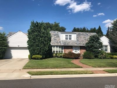 Rockville Centre Single Family Home For Sale: 11 Stonewell Rd