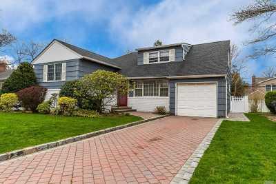 Rockville Centre Single Family Home For Sale: 100 Shepherd St