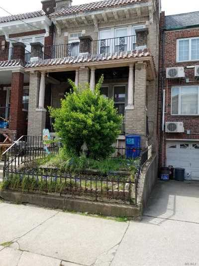 Brooklyn Multi Family Home For Sale: 1022 71st St