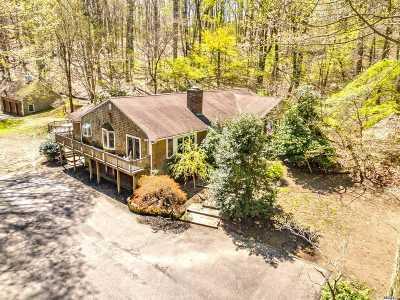 Head Of Harbor Single Family Home For Sale: 19 Carman Lane