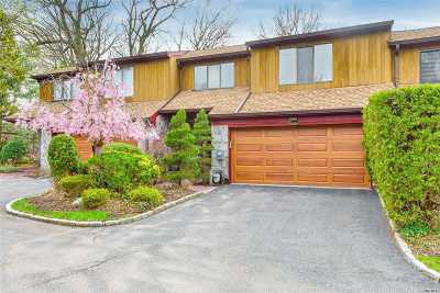 Roslyn Condo/Townhouse For Sale: 115 The Crescent