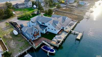 Cutchogue Single Family Home For Sale: 560 Fishermans Beach Rd