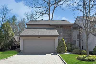 Jericho Condo/Townhouse For Sale: 12 Maple Run #END