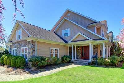Garden City Single Family Home For Sale: 130 Rockaway Ave