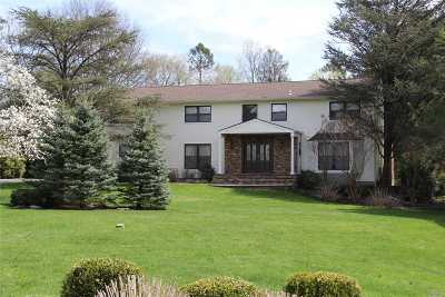 Syosset Single Family Home For Sale: 16 Farm Ct