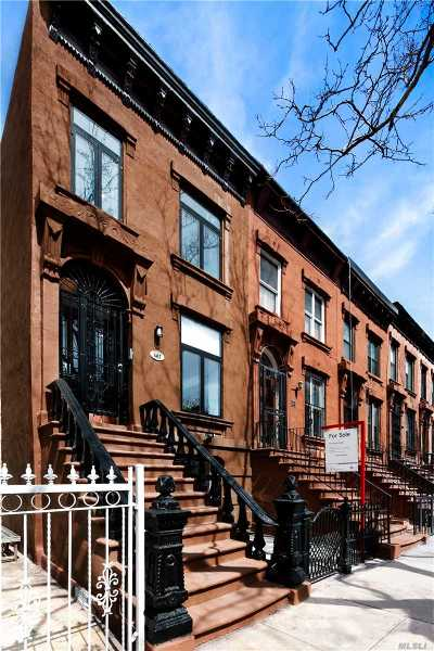 Brooklyn Single Family Home For Sale: 463 Quincy St