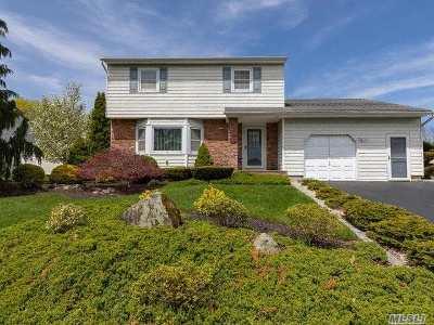 Sayville Single Family Home For Sale: 7 Lyon Cres