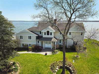 Aquebogue Single Family Home For Sale: 67 Bay Harbor Rd