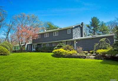 Melville Single Family Home For Sale: 8 Split Rock Ct