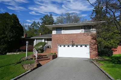 Plainview Single Family Home For Sale: 68 Winthrop Rd