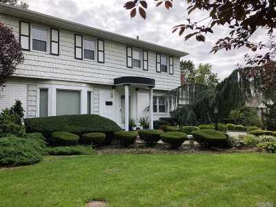 Jericho Single Family Home For Sale: 275 Ellen Pl