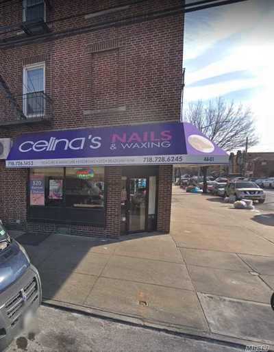Astoria Business Opportunity For Sale: 44-01 28 Ave