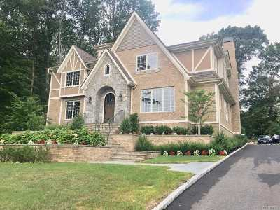Manhasset Single Family Home For Sale: 272 Circle Dr