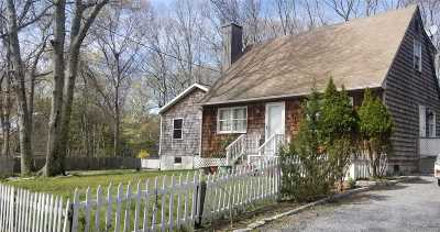 East Hampton Single Family Home For Sale: 11 Gardiners Ln