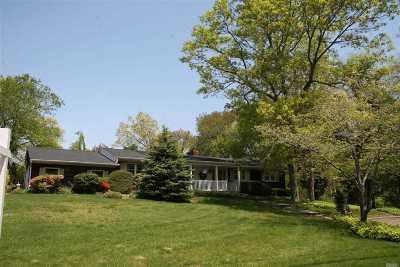 Sayville Single Family Home For Sale: 35 Revelyn Ct