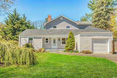 Setauket Single Family Home For Sale: 7 Bridge Rd