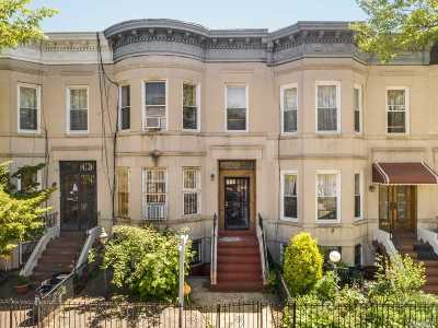 Brooklyn Single Family Home For Sale: 233 East 31st