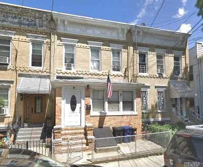 Ozone Park Multi Family Home For Sale: 7513 97th Ave