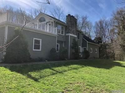 Setauket Single Family Home For Sale: 176 Old Field Rd