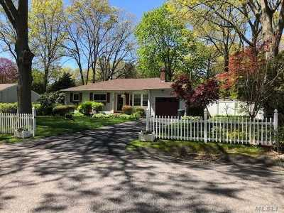 Miller Place Single Family Home For Sale: 78 Belle Terre Ave