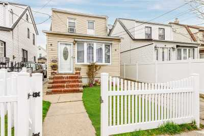 Queens Village Single Family Home For Sale: 90-11 214th St