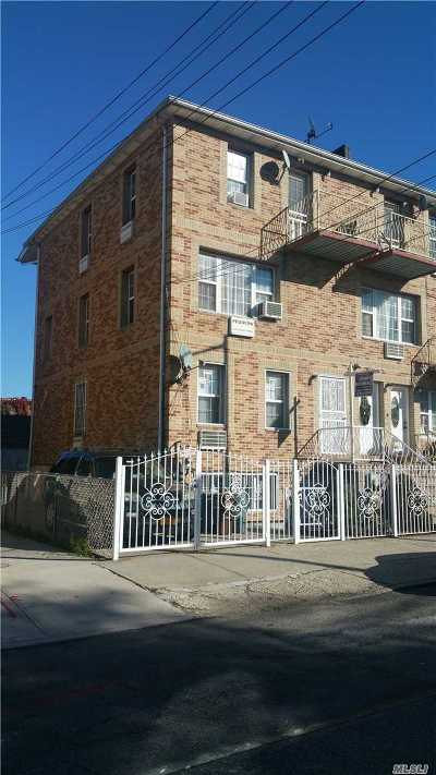 Ozone Park Multi Family Home For Sale: 97-25 98th St