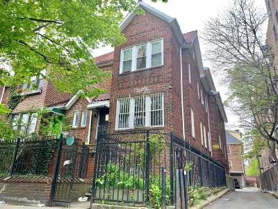 Jackson Heights Multi Family Home For Sale: 35-14 90 St