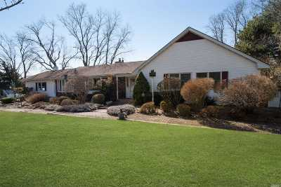 Setauket Single Family Home For Sale: 27 S Gaul Rd