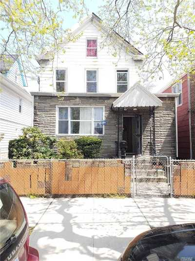 Brooklyn Multi Family Home For Sale: 1407 E 93rd St