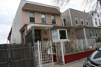 Ozone Park Multi Family Home For Sale: 103-09 89 St