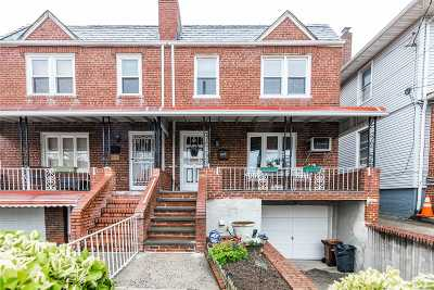 Flushing Multi Family Home For Sale: 58-29 Lawrence St
