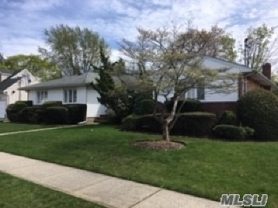 N. Massapequa Single Family Home For Sale: 280 N Wyoming Ave