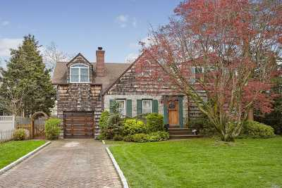 Hewlett NY Single Family Home For Sale: $629,000