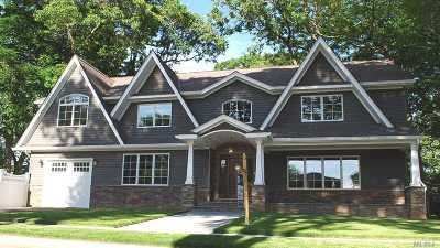 Wantagh Single Family Home For Sale: 1555 Argyle Rd