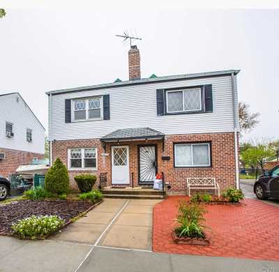 Flushing Single Family Home For Sale: 138-17 64th Ave