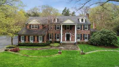 Brookville Single Family Home For Sale: 9 Dogwood Hill